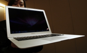 The Taiwanese government recently warned local businesses that a patent related to the MacBook Air might be used to prevent them from selling their own ultrabooks.