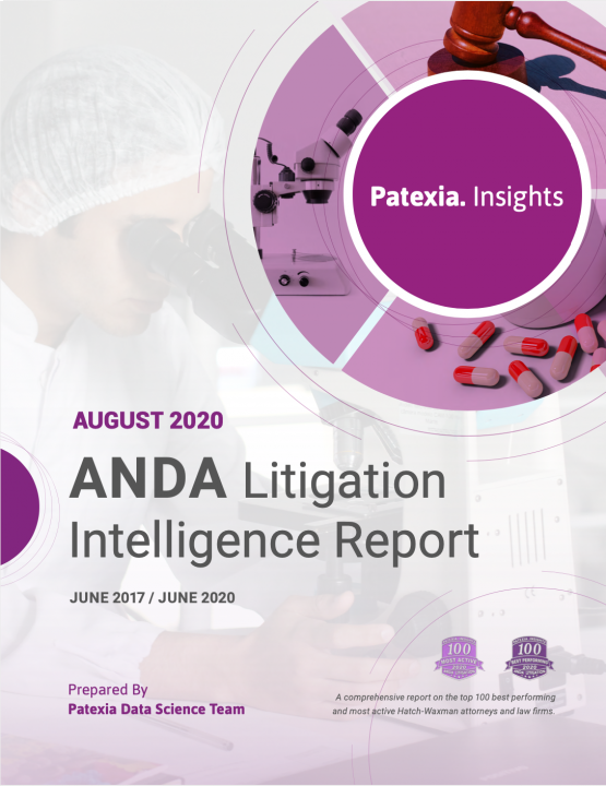 Patexia Insight - ANDA Litigation Intelligence Report
